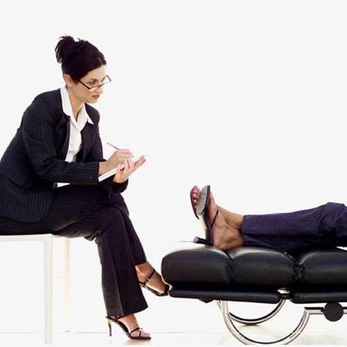 Salão de vendas não é sala de terapia