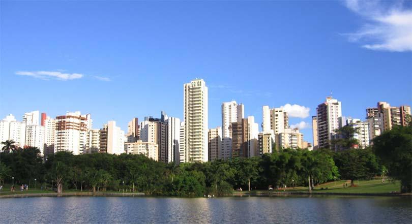 O mercado imobiliário de Goiânia