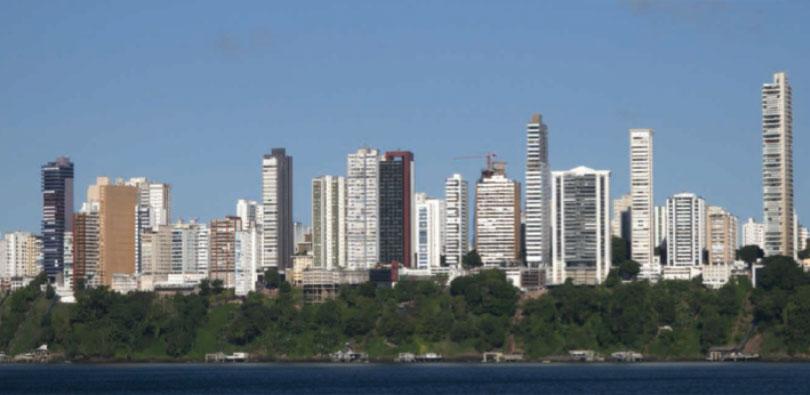 Mercado imobiliário de Salvador