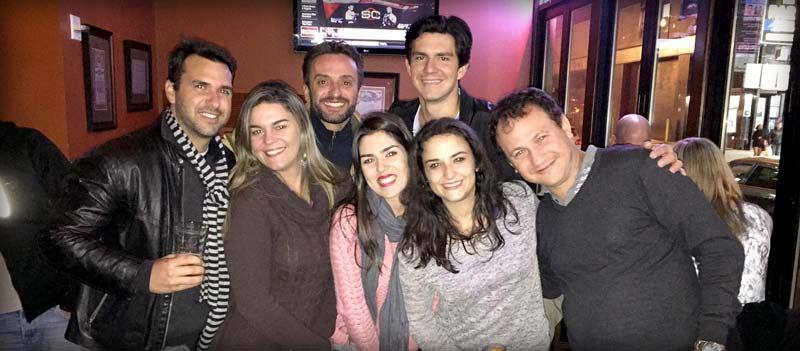 Equipe do Portal Viva Real em Nova York