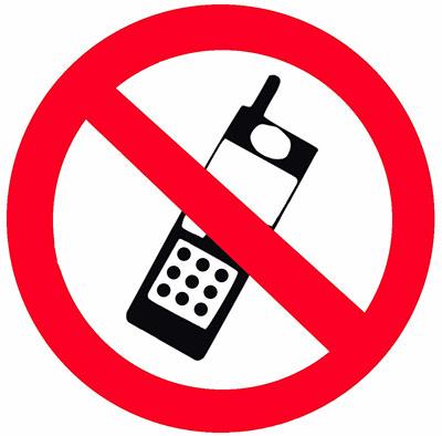 Corretor de imóveis: considere proibir celulares nas reuniões